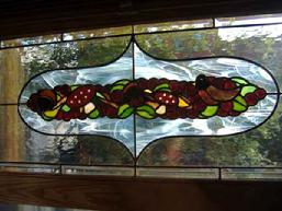 Custom Stained Glass Work by L & M Studio